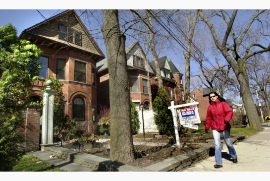 Semi-detached homes and condos gain popularity