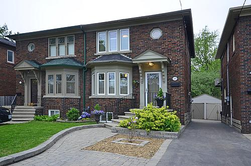 Detached home sale prices rise